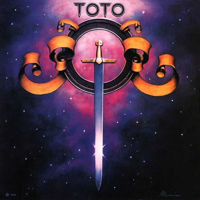 Toto - Self-Titled - Super Hot Stamper