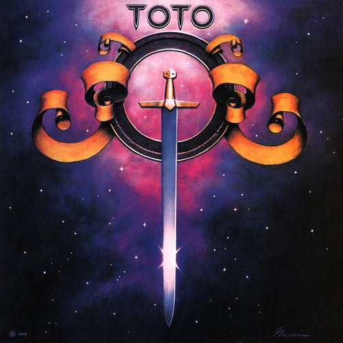 Toto - Self-Titled - Hot Stamper
