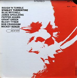 White Hot Stamper - Stanley Turrentine - Rough 'N Tumble