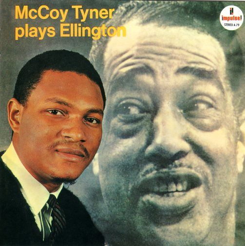 Super Hot Stamper - McCoy Tyner - Plays Ellington