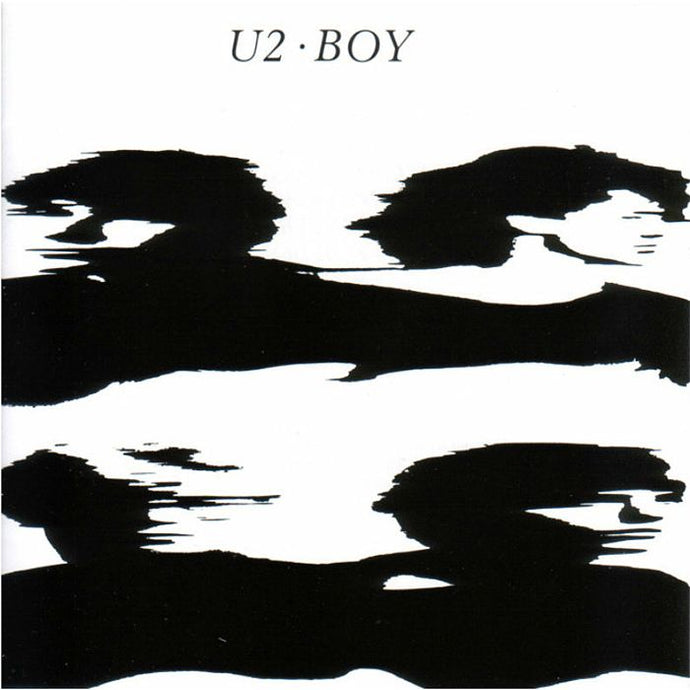 White Hot Stamper - U2 - Boy