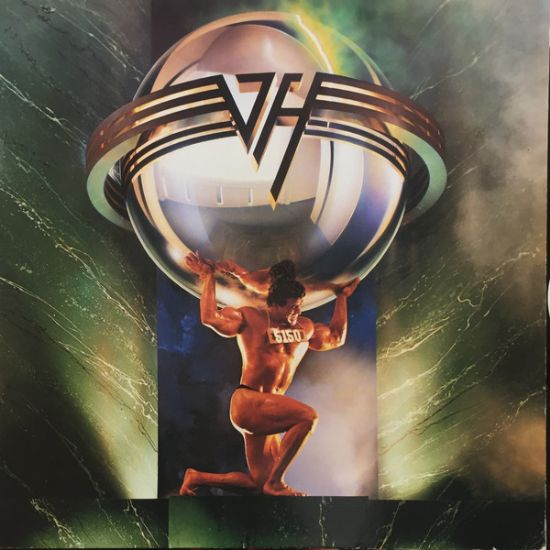 White Hot Stamper - Van Halen - 5150