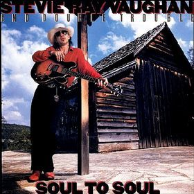White Hot Stamper - Stevie Ray Vaughan - Soul To Soul