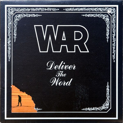 White Hot Stamper - War - Deliver The Word