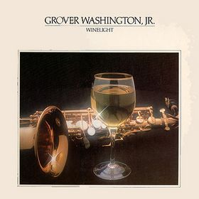 Nearly White Hot Stamper - Grover Washington - Winelight
