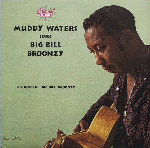 Super Hot Stamper - Muddy Waters - Sings Big Bill Broonzy
