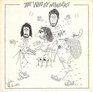 Who, The - Who By Numbers - Super Hot Stamper