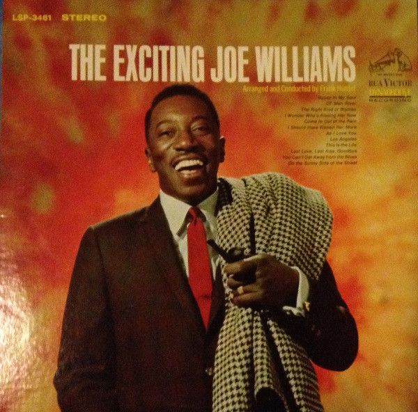Super Hot Stamper - Joe Williams - The Exciting Joe Williams