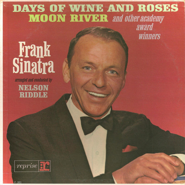 Sinatra, Frank - Sings Days of Wine and Roses... - Super Hot Stamper