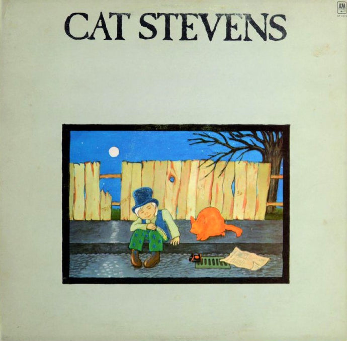 Stevens, Cat - Teaser and The Firecat - White Hot Stamper