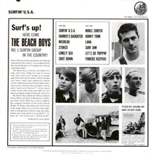 Load image into Gallery viewer, Beach Boys, The - Surfin' USA - Super Hot Stamper (Quiet Vinyl)