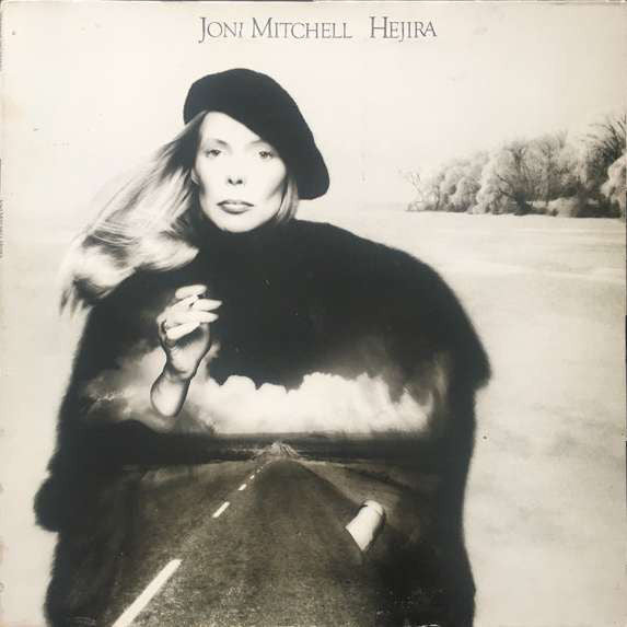 Mitchell, Joni - Hejira - Super Hot Stamper