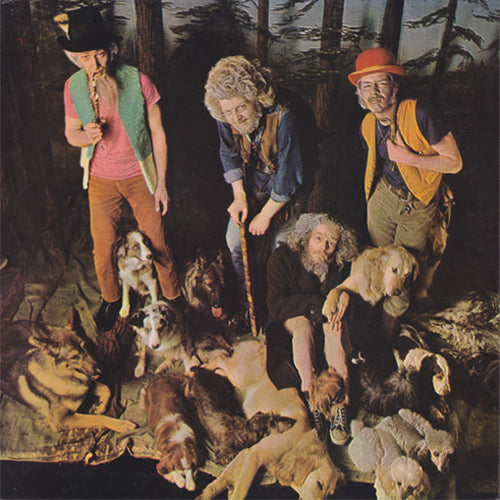 Jethro Tull - This Was - White Hot Stamper
