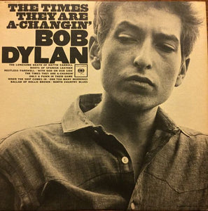 Dylan, Bob - The Times They Are A-Changin' - Super Hot Stamper (With Issues)