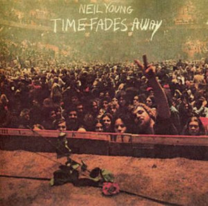 White Hot Stamper - Neil Young - Time Fades Away