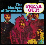 White Hot Stamper - Frank Zappa & The Mothers - Freak Out!