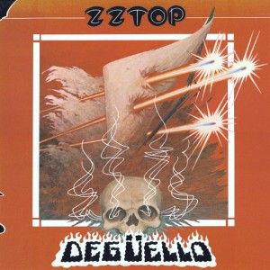 White Hot Stamper - ZZ Top - Deguello