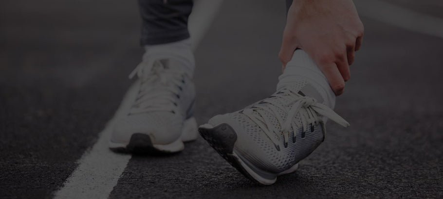 Ankle sprain exercises and recovery