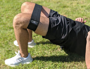 Glute activation band