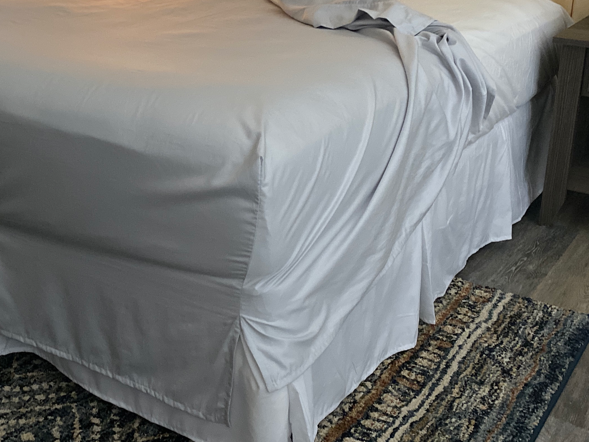 Luxe Easy On Flat Sheet