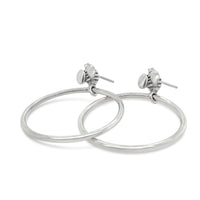 30mm hoop earrings