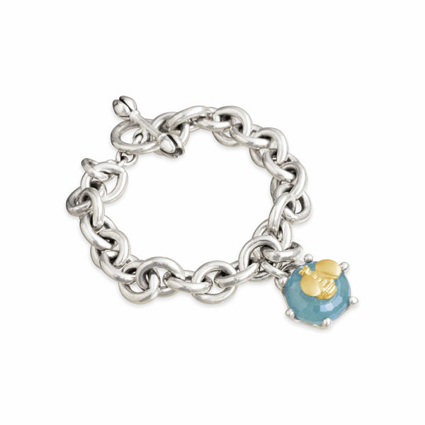 aquamarine jewelry bracelet