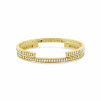 diamond jubilee talis cuff bracelets from Seneca Jewelry