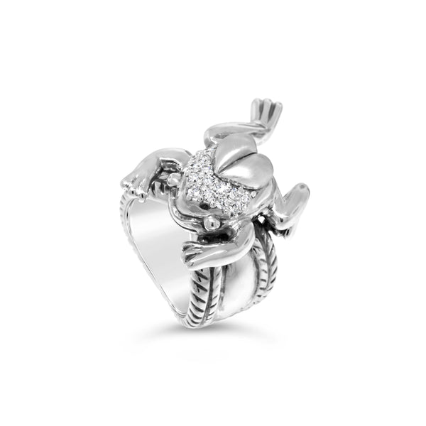 the great frog ring