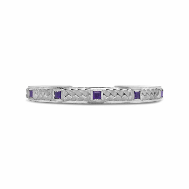 products/herringbone-cuff-sterling-silver-square-amethyst-60101-2.jpg