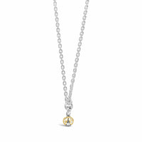 ladybug necklace w/ diamonds