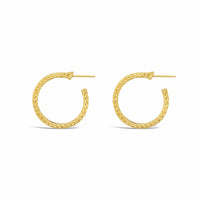 20mm hoop earrings gold