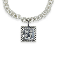 st. anthony of padua charm bracelet