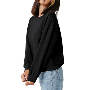 Black Fleece Light Sweatshirt