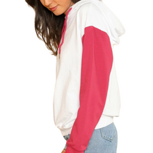 Load image into Gallery viewer, Colour Blocked Hoodie