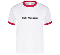 Kitty Whisperer T Shirt