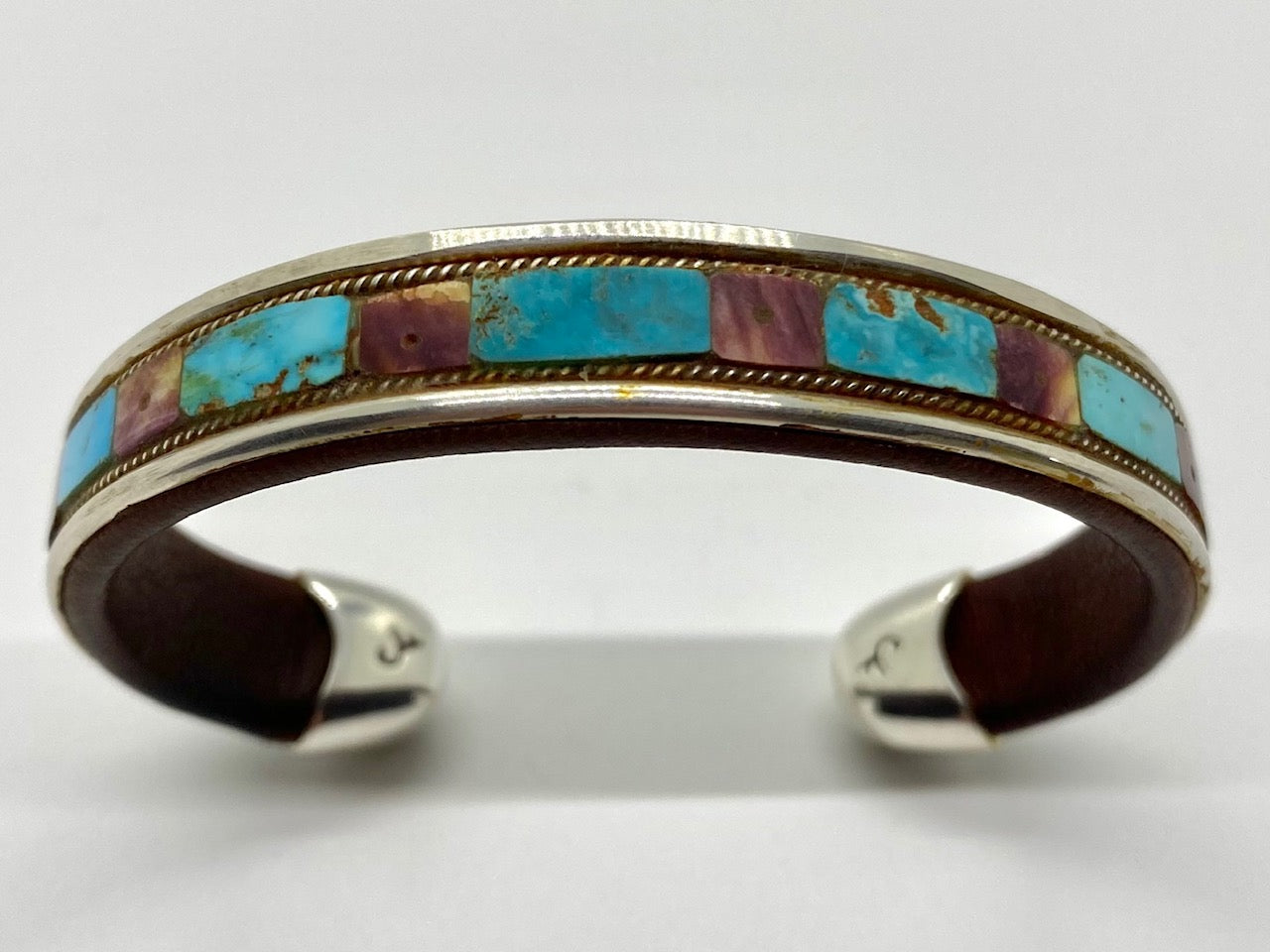 Charlie Favour Mosaic Inlay Bracelet