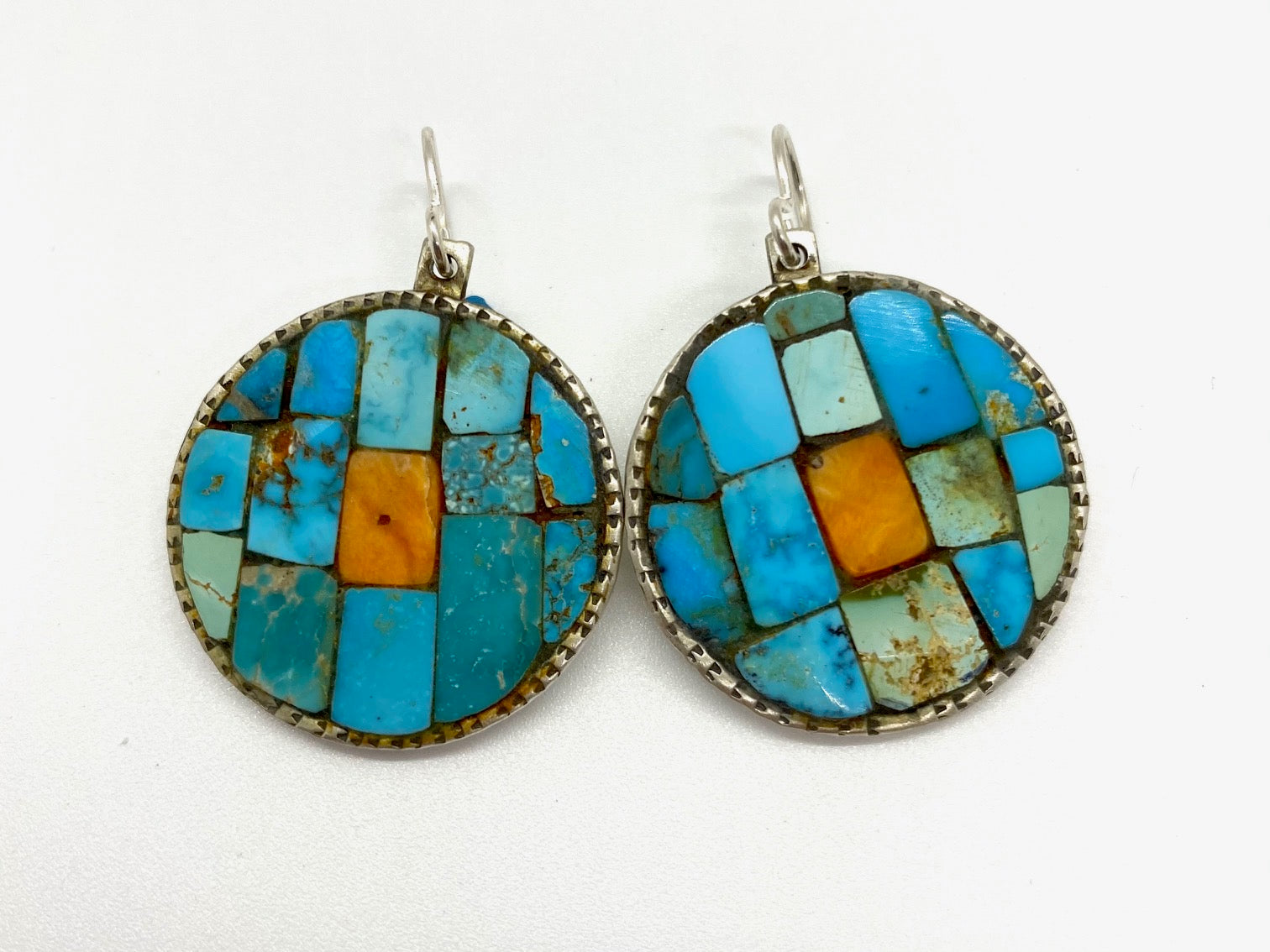Charlie Favour Mosaic Earrings