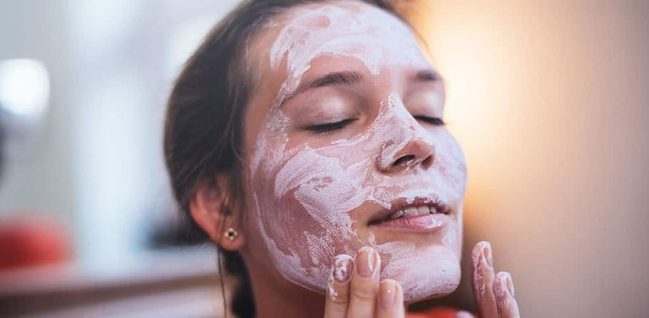 ARE CLAY MASKS GOOD FOR HYPER PIGMENTATION?