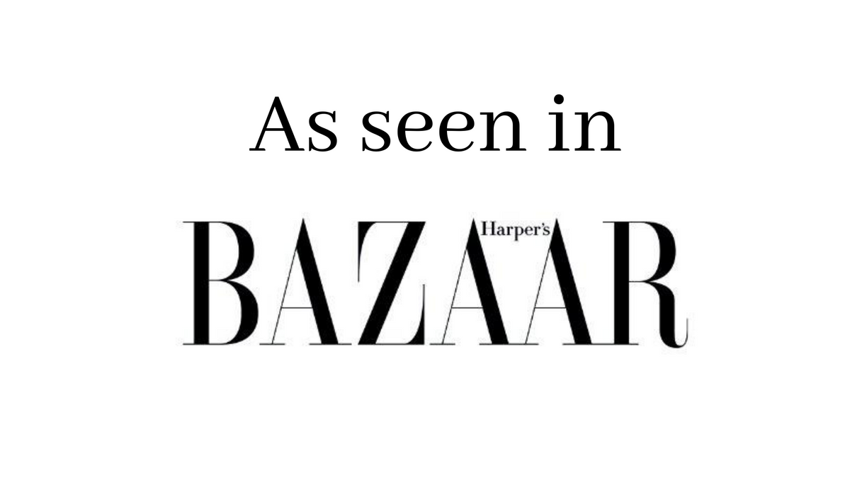 ketchbeauty featured in Haper's Bazaar