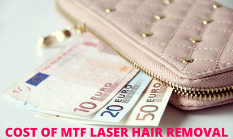 COST OF MTF LASER HAIR REMOVAL