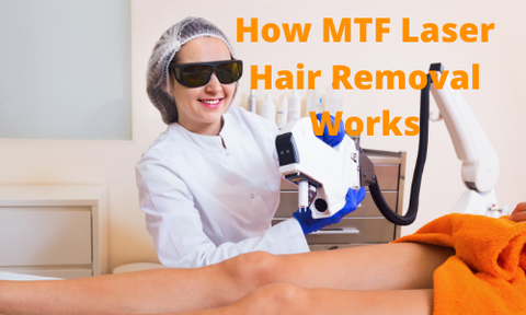 how mtf laser hair removal works