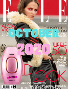 Elle magazine KetchBeauty featured