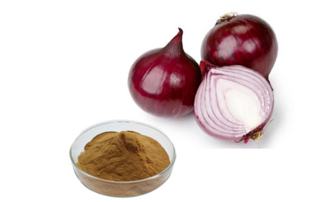 onion extract for skincare