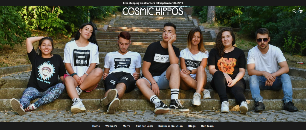Homepage_Cosmic Hippos