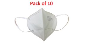 FFP2 Respirator Mask-10 Pieces