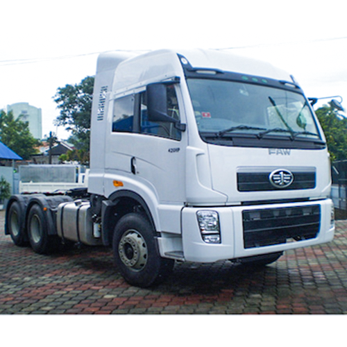 FAW New J5P 6×4 420HP Tractor Truck