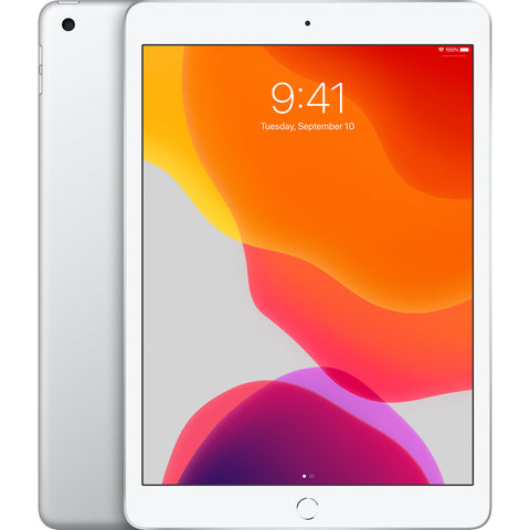 Apple iPad 10.2 (2019) Wi-Fi 32GB Silver EU MW752