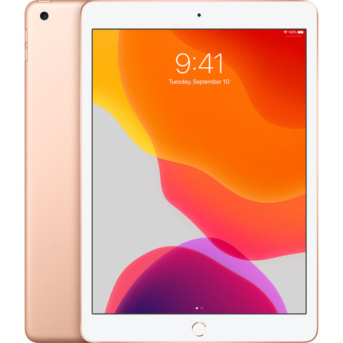 Apple iPad 10.2 (2019) Wi-Fi 32GB Gold EU MW772 - www.e-navigacijos.lt