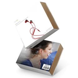 Baseus Earphone Encok H10 Dual Moving-coil WiRed Control Headset Red (NGH10-09) - www.e-navigacijos.lt