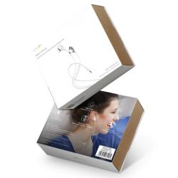Baseus Earphone Encok H10 Dual Moving-coil WiRed Control Headset White (NGH10-02) - www.e-navigacijos.lt